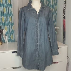 Chico's denim dress